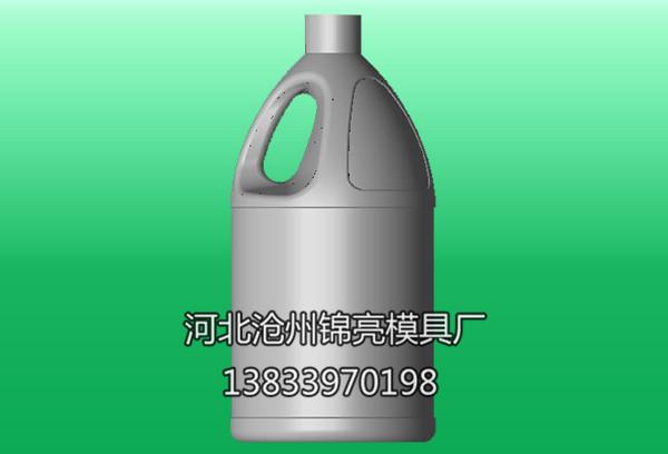 机油壶模具制造