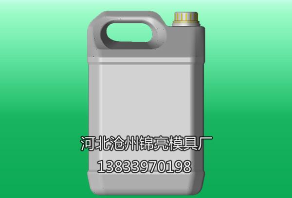 农药瓶聚氯乙烯模具