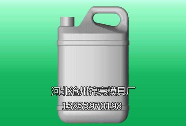农药瓶模具制造