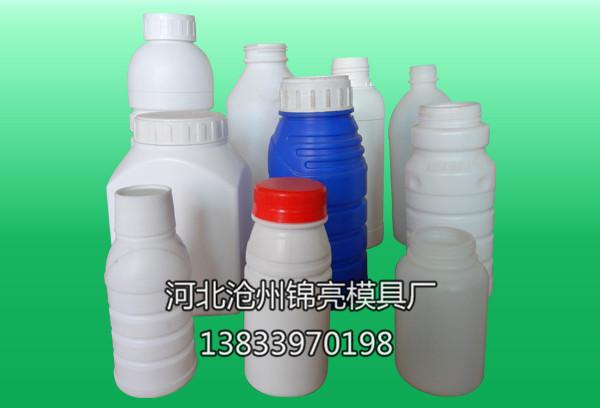 农药瓶PE模具