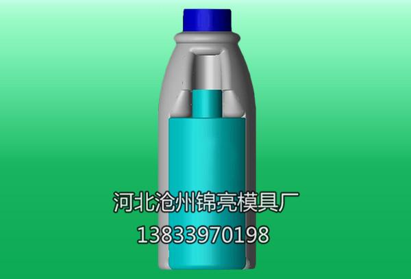 农药瓶吹塑模具